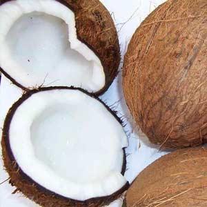 Virgin Coconut Body Silk